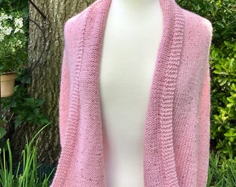Pretty in Pink Wrap