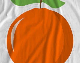 Fruit - Orange - Iron On Transfer