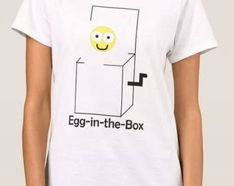 egg t shirt design printable transfer egg in the box
