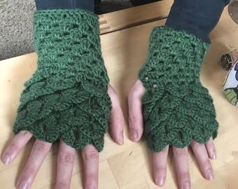 Dragonscale handwarmers (regular)
