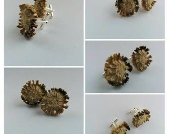cufflinks- man jewelry-antler cufflinks- handmade cufflinks- horn cufflinks- sunny cufflinks-smiling day- wide smile everyday- cool gifts