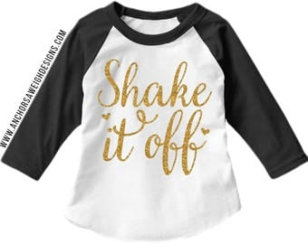 Shake it Off Youth Raglan