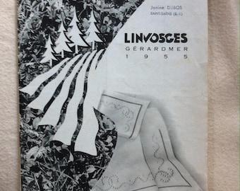 vintage linen vosges edition 1955 catalog