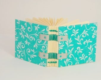 Small book bag, book wishlist, for her, small journal, notes, spell book notebook, notebook, small notebook
