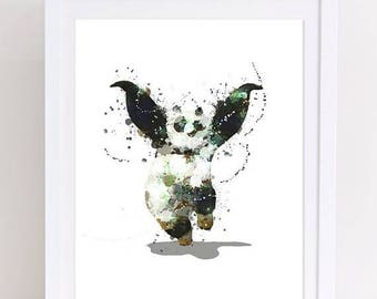 70%OFF Kung Fu Panda Watercolor Poster Po Printable Nursery Watercolor Party Print Kids Decor Party Decor Kung Fu Panda Printable Poster Nur