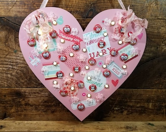 Life Is Sweet Valentines Day Heart