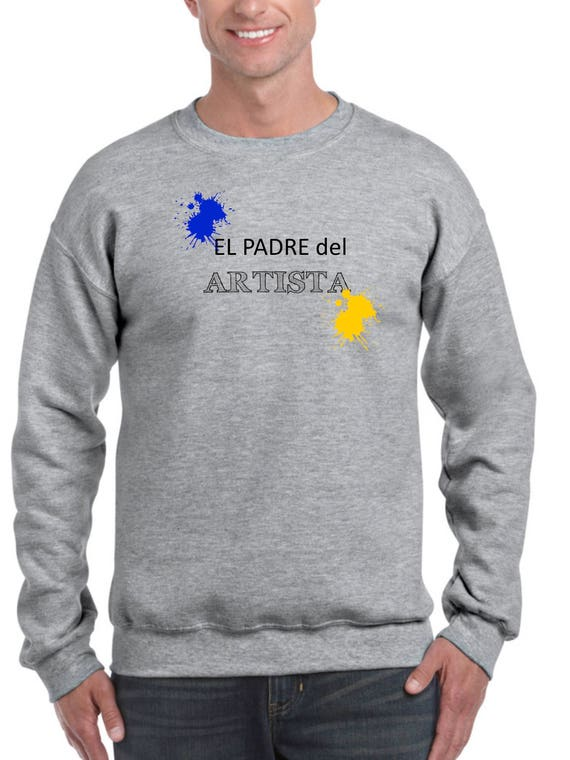 Men sweater EL PADRE del ARTISTA