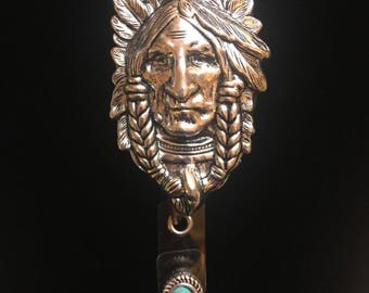Native American-Nurse Retractable ID Badge Reel/ RN Badge Holder/Doctor Badge Reel/Nurse Badge Holder/Nursing Student Gifts