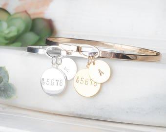 5678 Bracelet, Dancer Bracelet, Dance Gift, Personalized Bracelet, Easter Day Gift, Personalized Cuff, Daughter, Dance