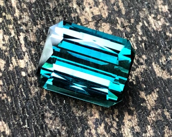 10.30 cts Afghanistan indicolite tourmaline