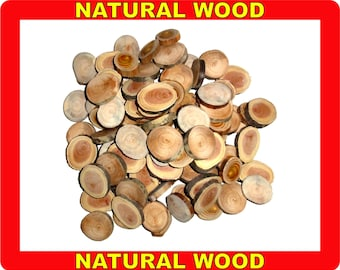 WOOD Slices, WOOD Discs, Wood Slabs, Weddings Centerpieces, Wood Jewelry Supplies, Jewelry Findings, Natural Wooden Pieces Woodcraft Unique