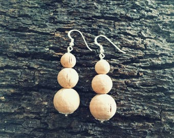 3 Ball Earrings-ball Jewelry Collection