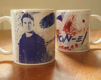 "Mug / Tasse ""MON-EL"" - SUPERGIRL / Mon-El / Chris Wood"