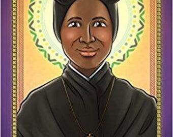 Prayer Card: Saint Josephine Bakhita One Prayer Card