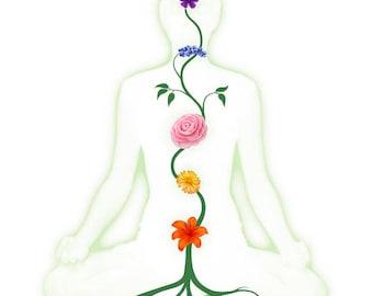 Chakra Intuitive Tarot Reading & Clearing