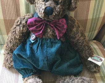 Cottage collectible bear