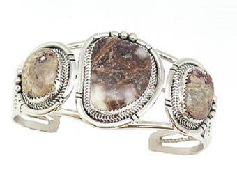 Navajo Wild Horse Bracelet