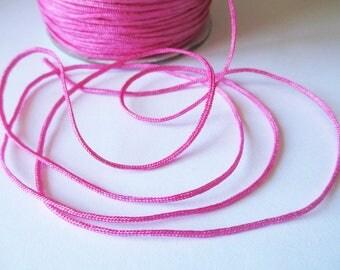 5 m 1.5 mm pink nylon string
