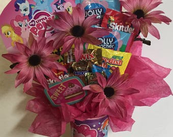My Little Pony Candy Bouquet