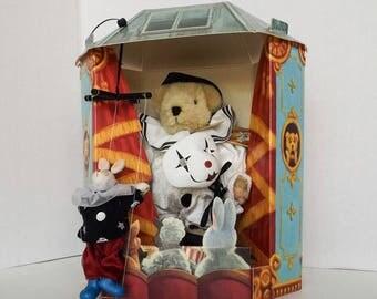 "Muffy Vanderbear Limited Edition ""Pierrot"""