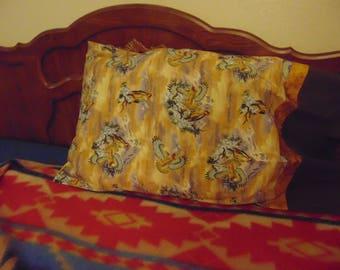 Grouse Print Pillowcase (1)