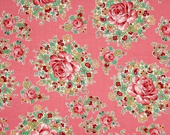 Sugar Bloom Sugar Bouquet Strawberry Fabric  Verna Mosquera