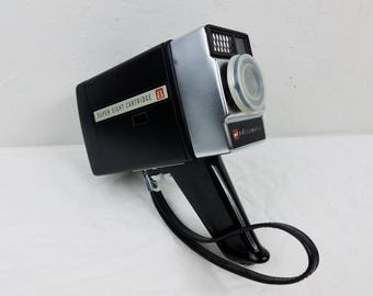 Vintage Movie Camera GAF Anscomatic S/81 Super 8 Film photography