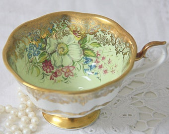 Hard to Find Vintage Royal Albert Bone China Teacup, Portrait Series, Replacement, England