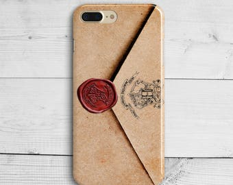 Harry Potter Envelope iPhone 7 Case Gold iPhone 7 Plus SE iPhone 6S White Red Envelope iPhone 6 Plus iPhone 5S Case 5C Galaxy S5 S6 S7 Edge