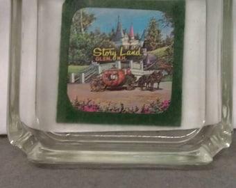 Story Land Glen N. H. Souvenir Ashtray