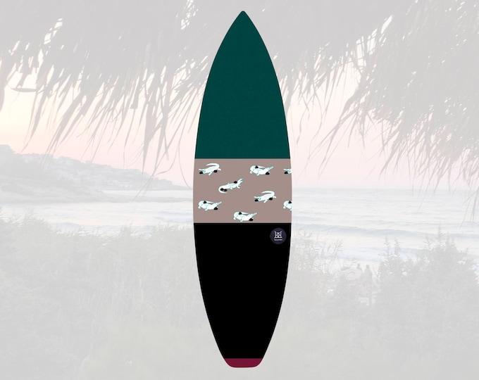 NEW IN   Oh Snap   Surfboard Sock   Horizon Dusk