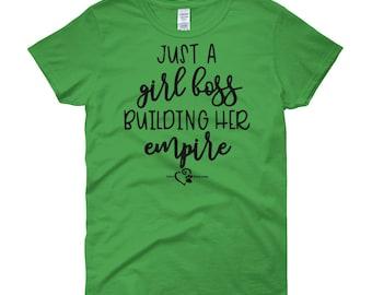 Building Her Empire - Women's short sleeve t-shirt - DecoExchange