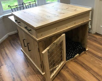 Custom Built Kitchen Islands  (Prices on application)