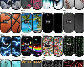Choose Any 2 Designs - Vinyl Skins / Decals / Stickers for LG Revere 3 Android