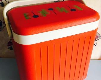 1960s/70s Mod, Italian, Cool Box/Ice Box