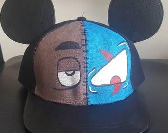 ArtbyTahj handpainted hat