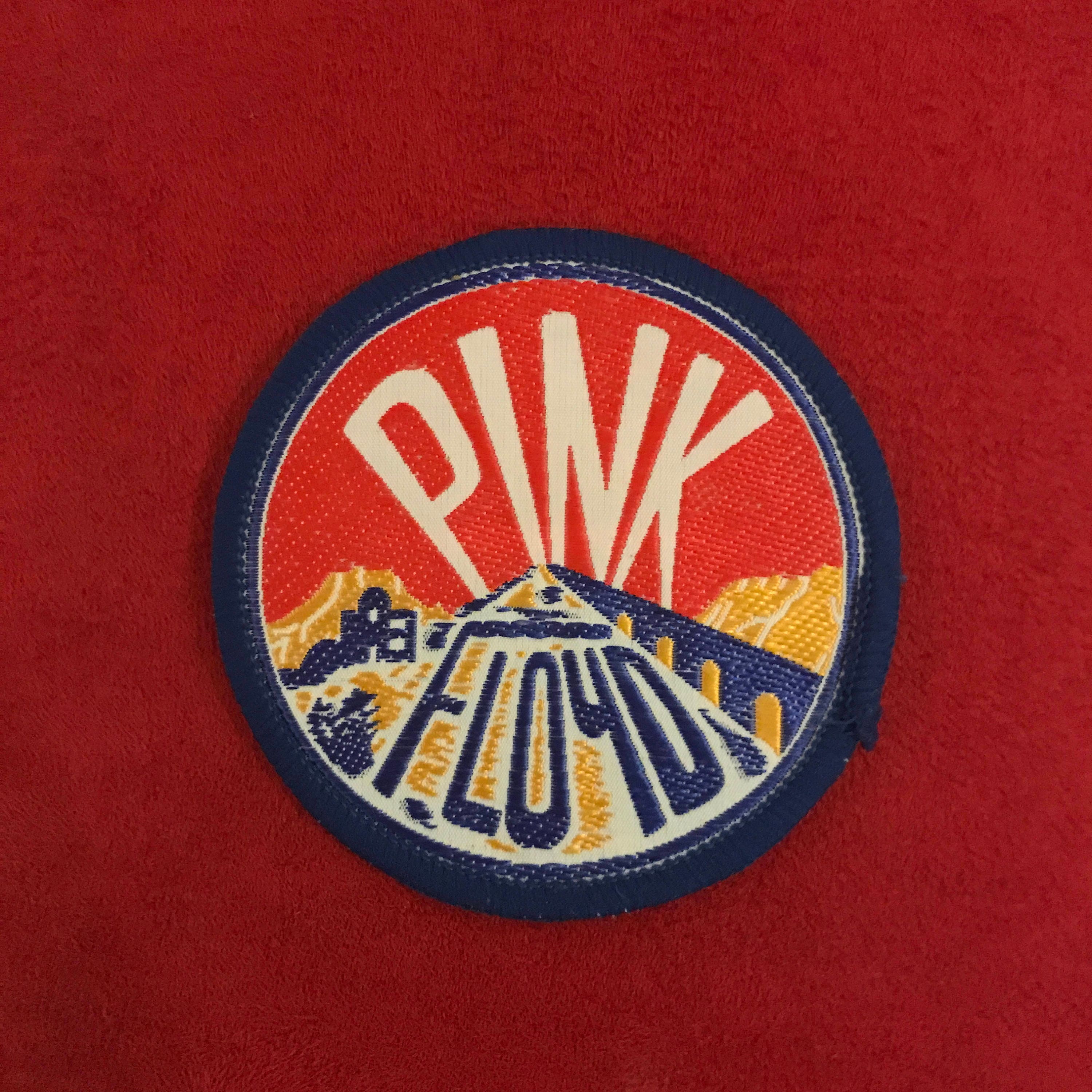 Original vintage 1970s rock band embroidered sew on patches pink original vintage 1970s rock band embroidered sew on patches pink floyd led zeppelin black sabbath rolling stones queen yes biocorpaavc