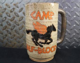 Percy Jackson Camp Half Blood Mug #808