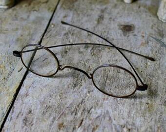Antique Vintage Spectacles Eyeglasses