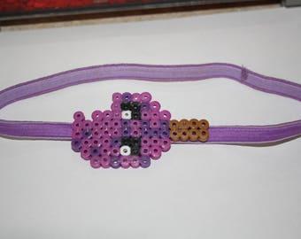 Bitten Popsicle Pixel Headband