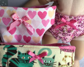 BITTY BABY DIAPERS Also Fit 15 Inch Babydolls