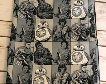 Star Wars fabric by the yard, cotton fabric, character fabric, Star Wars