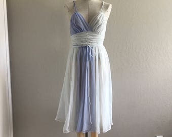1970's Vintage Nightgown by Vanity Fair size S