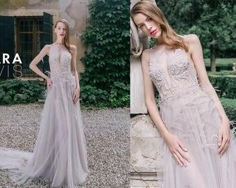 Wedding dress ADELY, Wedding dresses ball gown, Wedding dresses Strapless