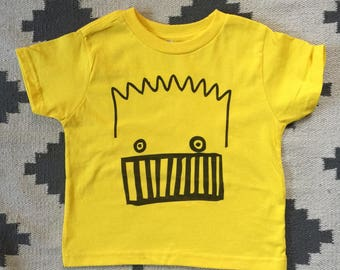 Ween Shirt-Bartnish-Toddler Sizes 2T 3T 4T 5T 6T Youth Sizes S M L