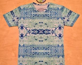 Kaleidoscopic Apparel Cut & Sewn Sublimated Shirt