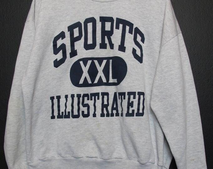 Sports Illustrated 1990s vintage crewneck sweatshirt