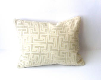 SALE* Cream Pillow Cover #2