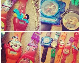 Vintage Kids Watches