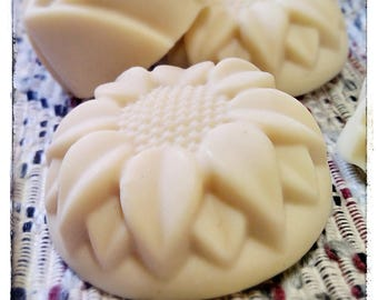 Natural soap with Shea butter and oatmeal